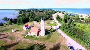 Tawas Point State Park with She Flew Birding Tours